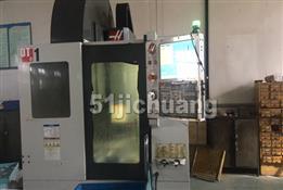 【出售】2012年哈斯-DT-1铣床立式加工中心九成新
