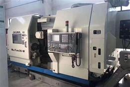 【出售】2008年大隈-MAC TURN 30-W车床复合加工中心七成新