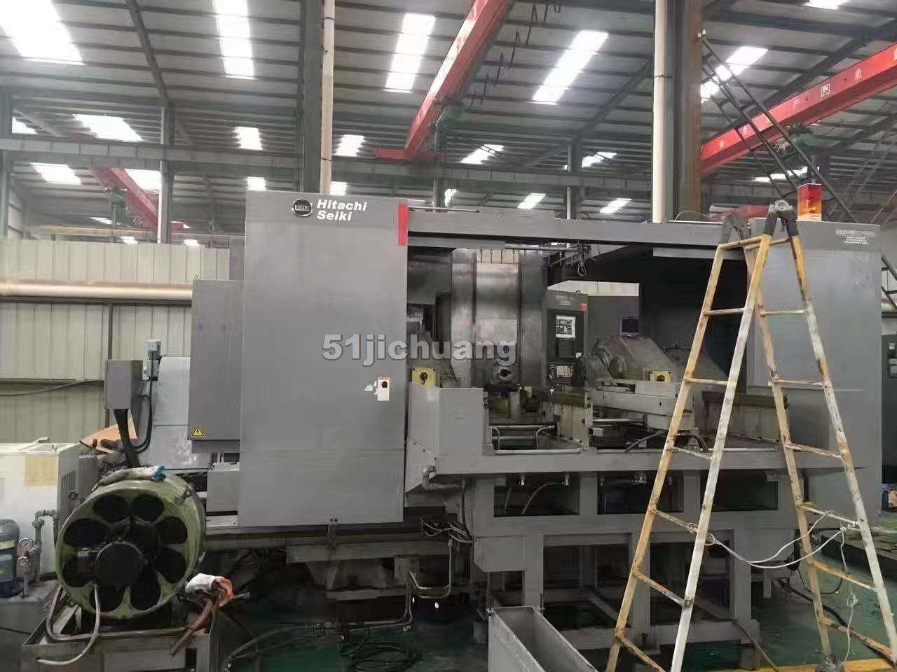 【出售】日本日立HG630铣床 五轴加工中心八成新